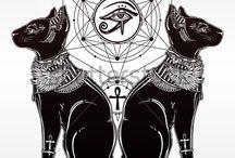 Egipt tattoo