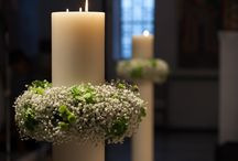 Philanthia Wedding Candles