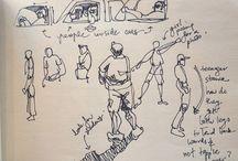 Sketch de gens