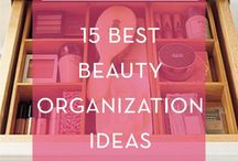 Organization ideas + vanity