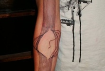 Tattoos / by Flor Wosh