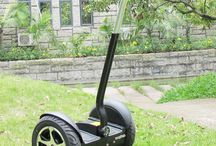 """SEGWAY (Hot Products) / """"Feel the rush, great adventure, join the ride."""""""