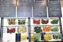 vegetables shop