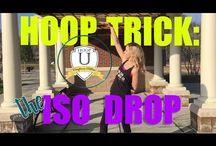 Hooping / Hoola hoop stuff