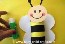 Kindergarten Art / Lots of great art activities for 4-5 year olds :)