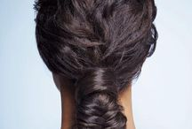 hair / by Geetika Khanna