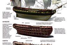 bbarcos antiguos