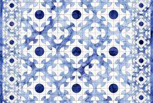 a quilt Drunkard's Path / by marla forsythe