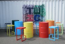 New bespoke and sustainable ranges / TEHC HQ are proud to show you our new products for event hire!