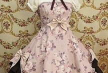 Kawaii Fashion / Fashion that appeals to me!  Fairy kei, lolita, hime gyaru, larme kei...,