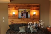 Photography to inspire your creativity / Gallery Portraiture is a boutique portrait studio who is taking photography in a new direction.  Inspired to do more that take pretty pictures.  We often design custom and one of a kind artworks to enhance your home.