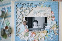 scrapbooking / by Jenny Twy-Teune