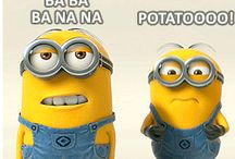 Minions Memes / You'll find all the best Minions quotes and memes here!