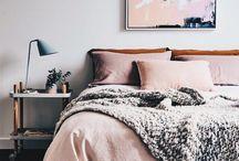 bedroom. House