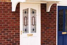 Door Canopies & Overhang