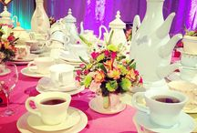 Tea Party Shower, Parties & More / by Jennifer Guttieri
