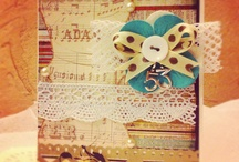 My cardmaking