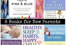 Parenting Resources / Book recommendations and tips for parents