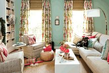 Livingrooms / by Mary Turner