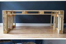 muebles con pales