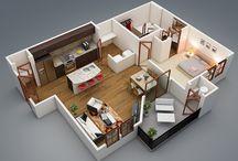 Arquitetura print / construção