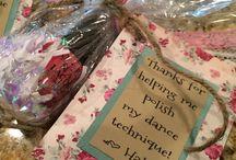 Dance teacher gifts
