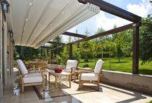 ideas terraza/jardín