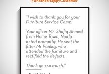Another Happy Customer / Happy stories from our customers who are immensely satisfied with our services.