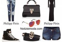 Philipp Plein / Philipp Plein collezione e catalogo primavera estate e autunno inverno abiti abbigliamento accessori scarpe borse sfilata donna.
