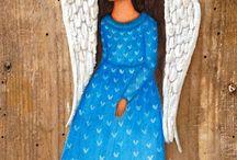 Andělky..