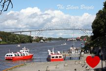 """""""Fredrikstad-Norway"""" / My Home-town"""