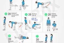 Exercises jambes