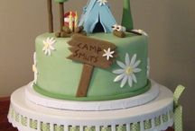 Camping Cakes / by Cake Central