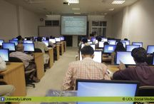 QEC Research Boot Camp 2013 / Learning Center; Quality Enhancement Cell at The University of Lahore has organized A Research Boot Camp at UOL Defence Road Campus from 1st to 4th of July, 2013 in collaboration with IRP for its Faculty Members and Staff.