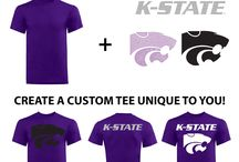 K-State Mommy and Me Styles / K-State Mommy and Me Styles,  Match your child on gamedays or for K-State family pictures