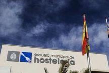 Escuela Municipal de Elche / Formalimentaria colabora en la formación de la Escuela de Hosteleria de Elche (Alicante) desde su inauguración impartiendo el modulo de seguridad alimentaria.
