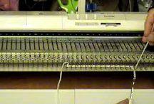 Maskin strikk