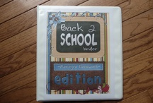 Back to School / by Laurie Bossman
