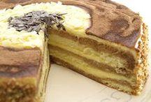 pastel de mascarpone