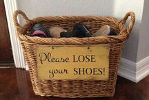 Shoe sign / by Allison Kuhnle