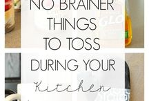 An organized pantry / Are cooking and entertaining frustrating to you because your kitchen and pantry are disorganized? If so - these pins will help you to get this kitchen under your control.
