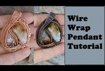 Wire work tutorials / learning to wire work