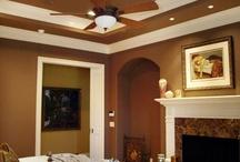 Tray ceiling / by Mary Shragal