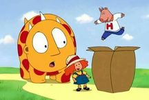 Maggie and the ferocious beast!
