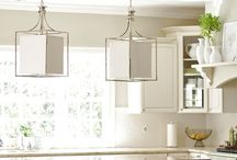 Luxurious Lighting / Ideas on how to brighten your home. A board for lighting styles.