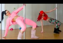 Poledance: Floorwork