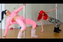 Poledance: Floorwork