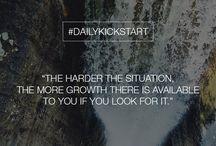 daily kickstarts
