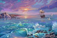 Sails / Boats