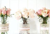 Blommor i vas